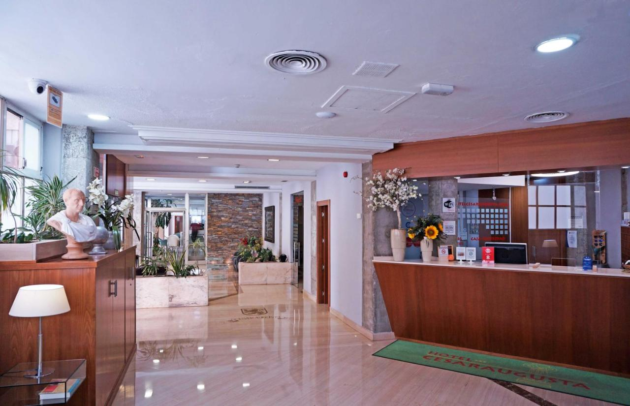 Отель  Cesaraugusta  - отзывы Booking