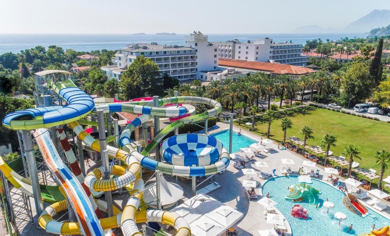 Queen S Park Tekirova Resort Spa Turciya Tekirova Booking Com