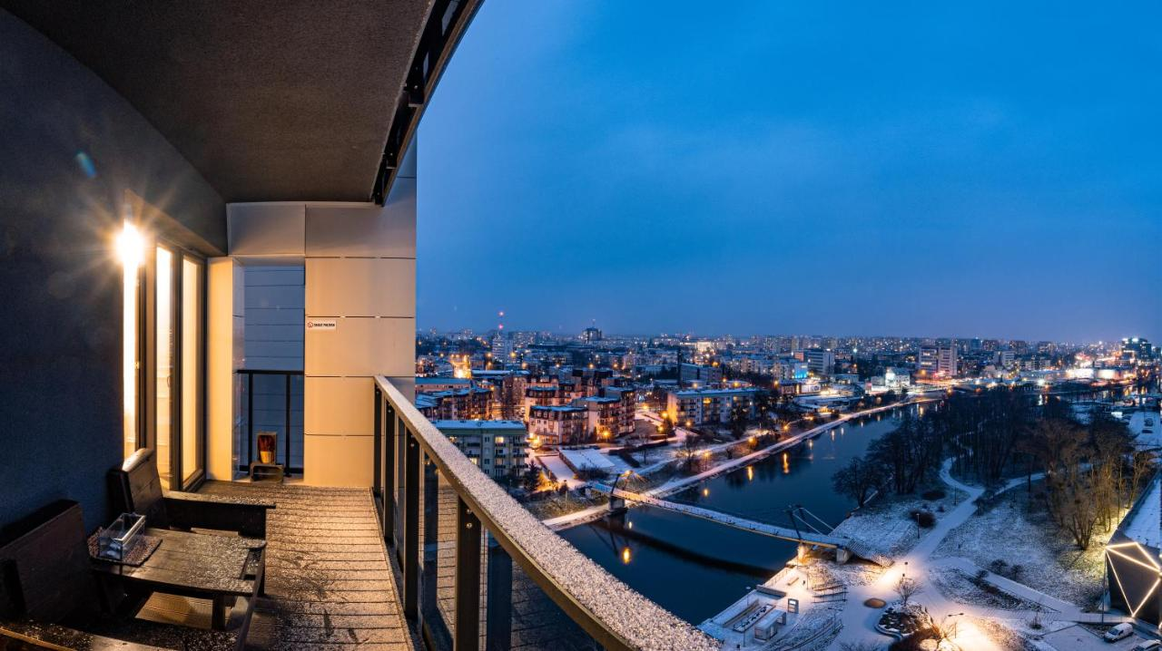 Апартаменты/квартира  E&A Royal Luxury Apartments, Bydgoszcz - SKYLINE