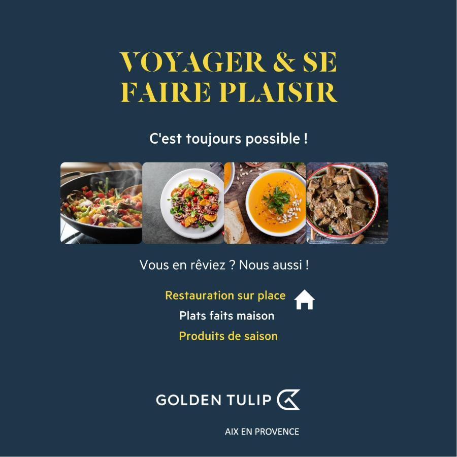 Отель  Golden Tulip Aix En Provence