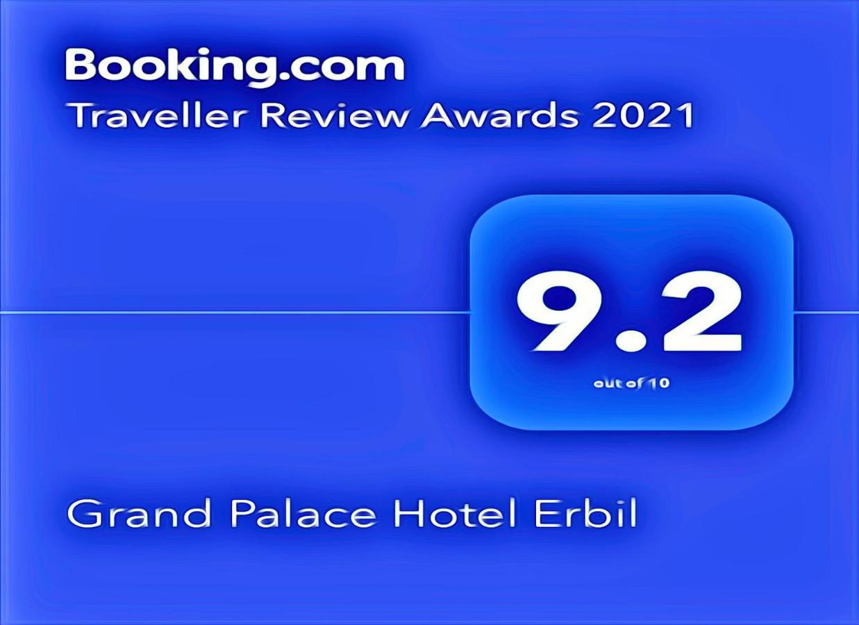 Отель Отель Grand Palace Hotel Erbil