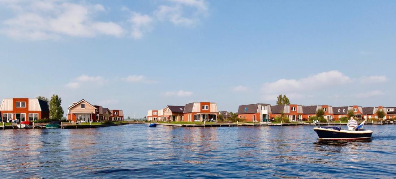 Комплекс для отдыха  Recreatiepark Tusken De Marren