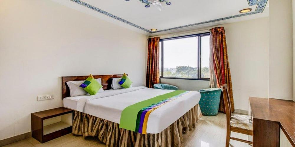 Отель  Hotel Orbit Udaipur  - отзывы Booking