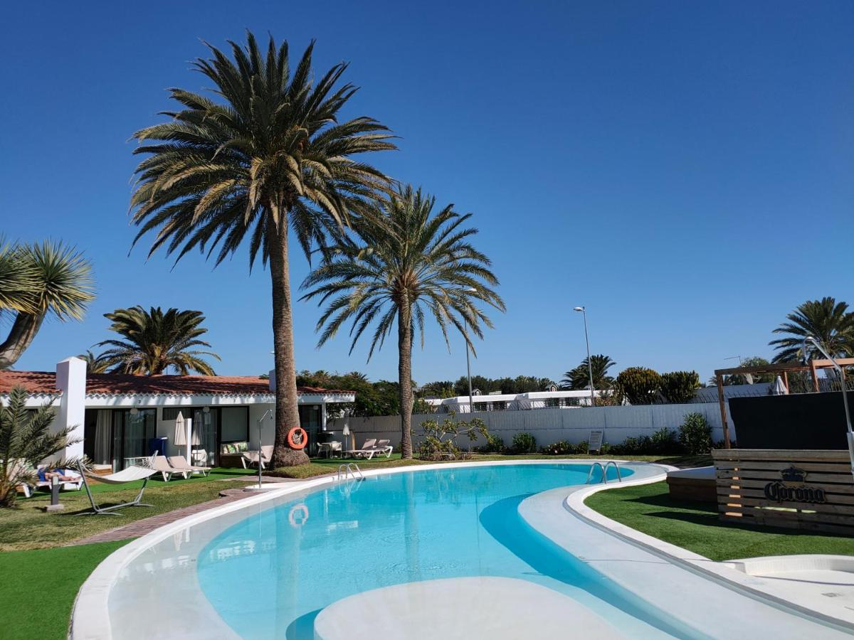 Апартаменты/квартиры  Bungalows El Palmital Playa del Inglés - Adults Only  - отзывы Booking