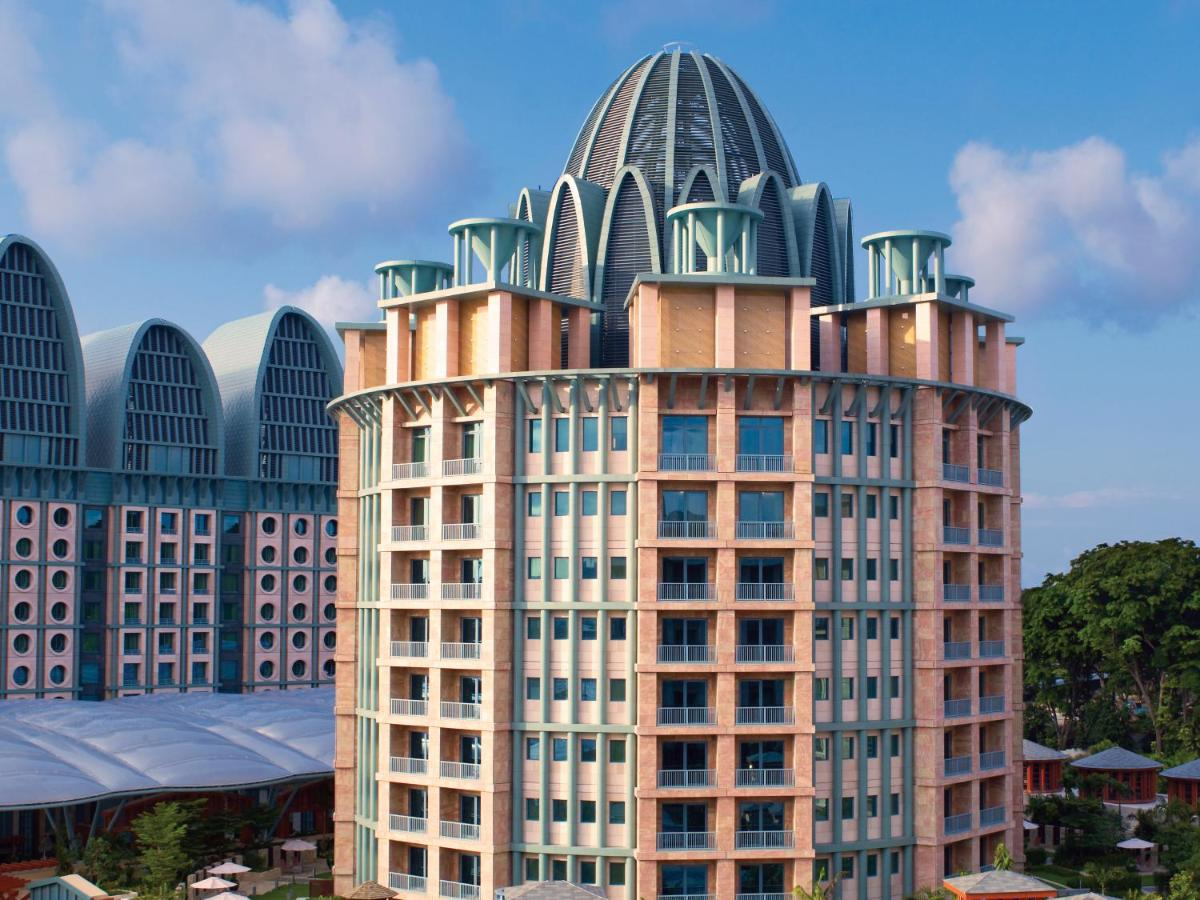 Отель  Resorts World Sentosa - Crockfords Tower (SG Clean)