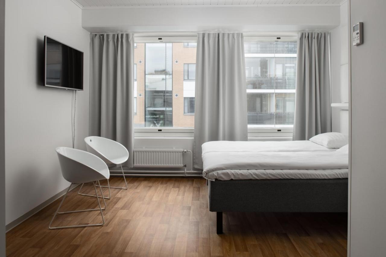 Отель  Omena Hotel Pori  - отзывы Booking