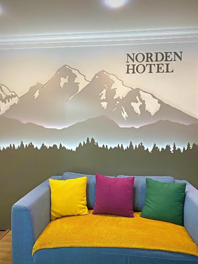 Хостел Norden Hostel - отзывы Booking