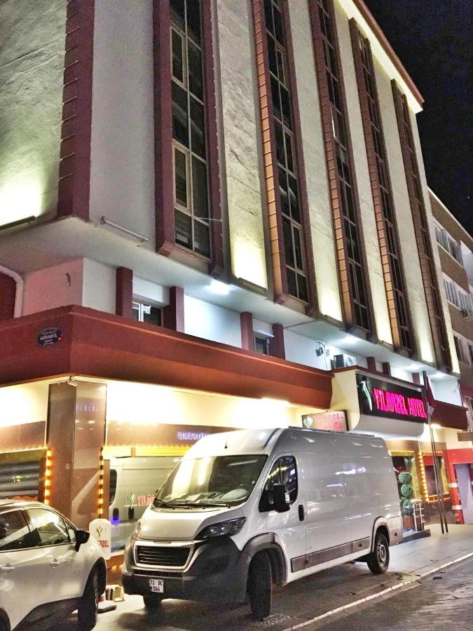 Отель  Отель  Yilmazel Hotel