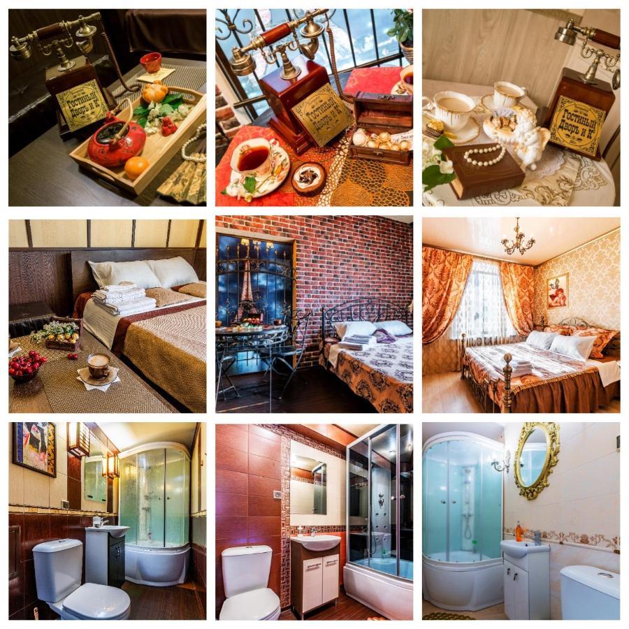 Апарт-отель Апартаменты Гостиный Дворъ и Ко на Ленина 5 - отзывы Booking