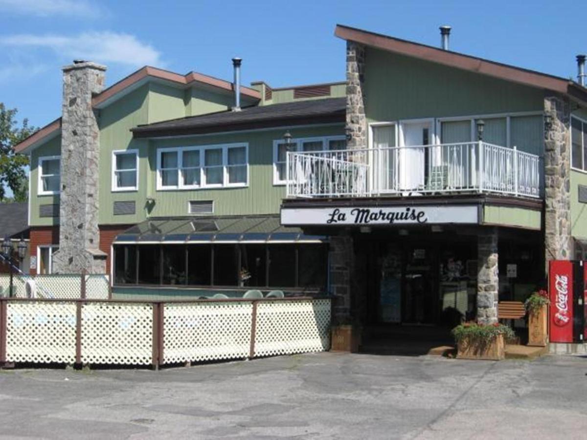 Отель  Hotel Motel La Marquise