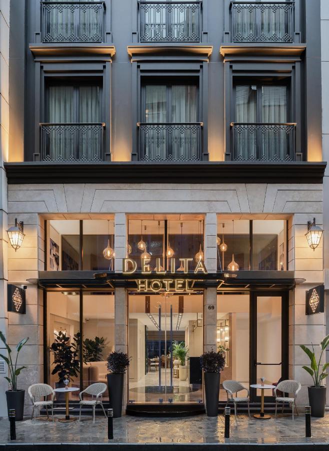 Отель  Delita City Hotel  - отзывы Booking