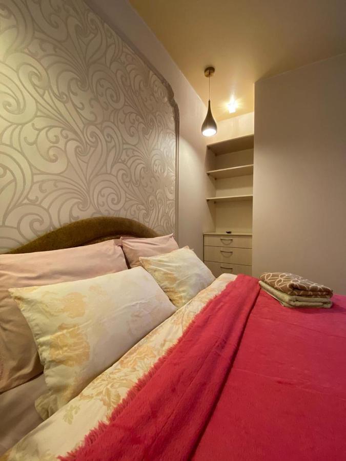 Апартаменты/квартира  Уютная двухкомнатная квартира в центре  - отзывы Booking