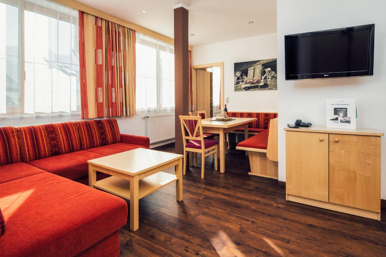 Апарт-отель  Apart Hotel Reblaus
