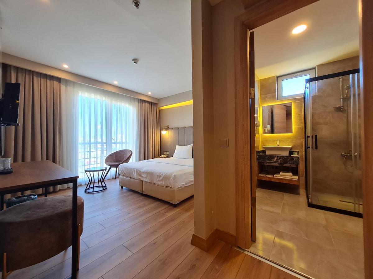 Отель Air Boss Istanbul Airport and Fair Hotel - отзывы Booking