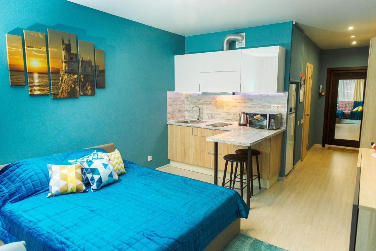 Апартаменты/квартира  Bright apartments  - отзывы Booking