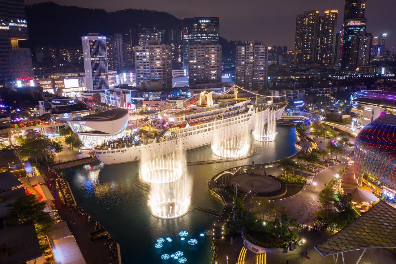 Отель  Madison Hotel Shenzhen Seaworld  - отзывы Booking