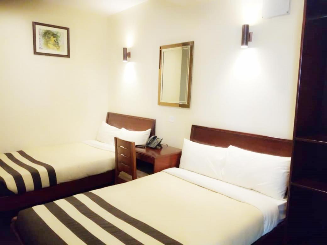 Отель  Peak Fortune Hotel Kampala  - отзывы Booking