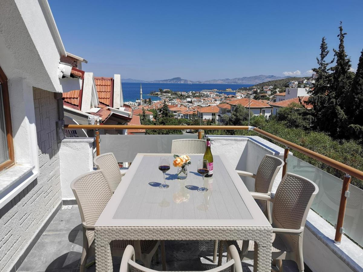 Апартаменты/квартира  2 plus 1 apartment in the center of Datca with a view of the beach for 4 minutes  - отзывы Booking