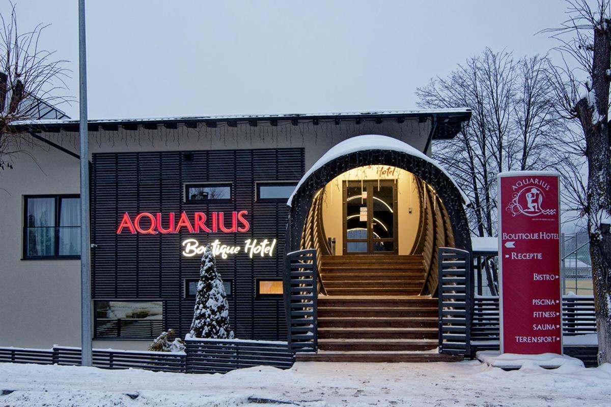 Отель  AQUARIUS BOUTIQUE HOTEL  - отзывы Booking