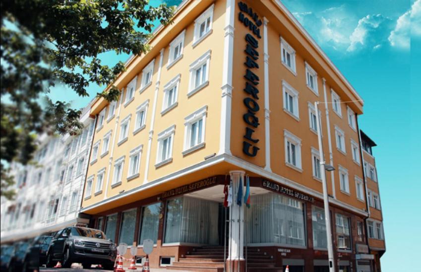 Отель  Bayrampasa Grand Hotel Seferoglu