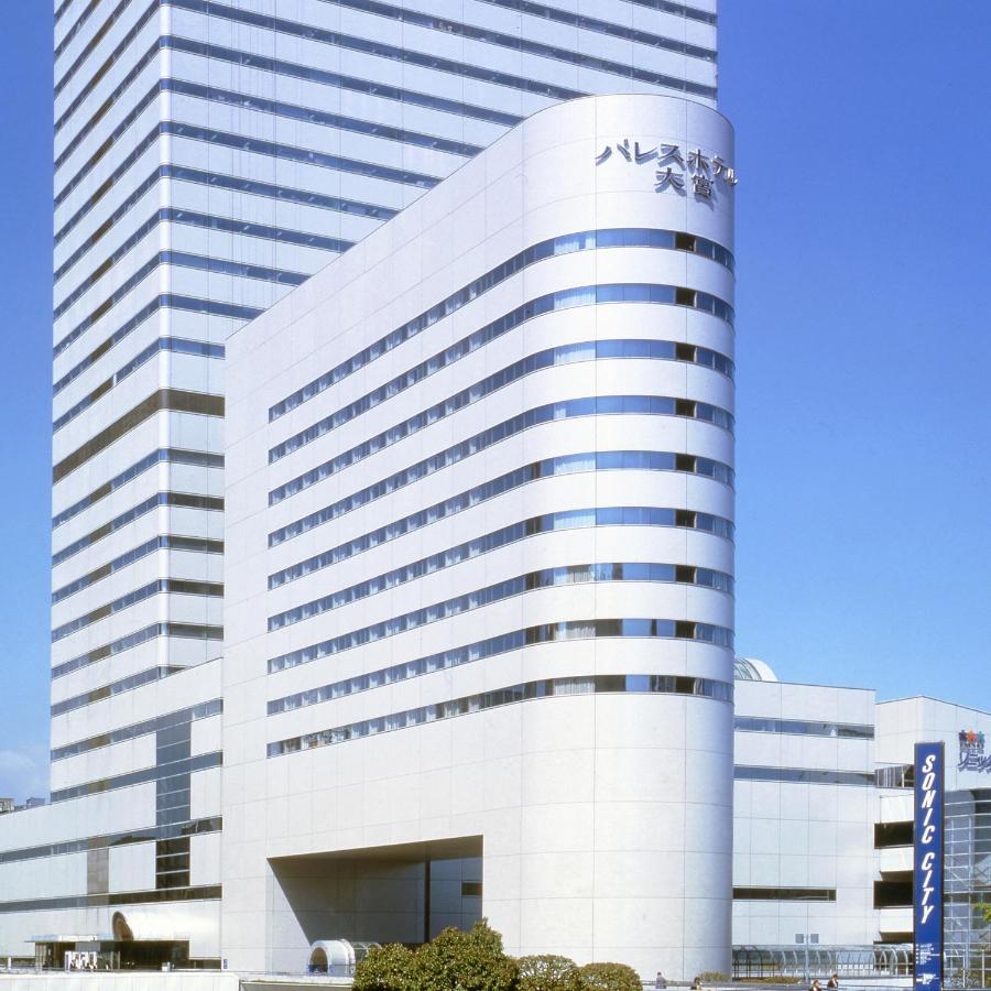 Отель Palace Hotel Omiya - отзывы Booking