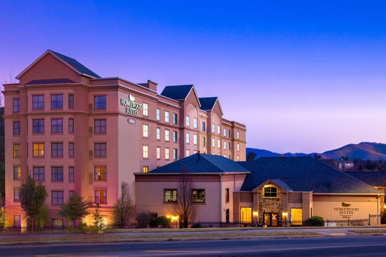 Отель  Отель  Homewood Suites By Hilton Asheville