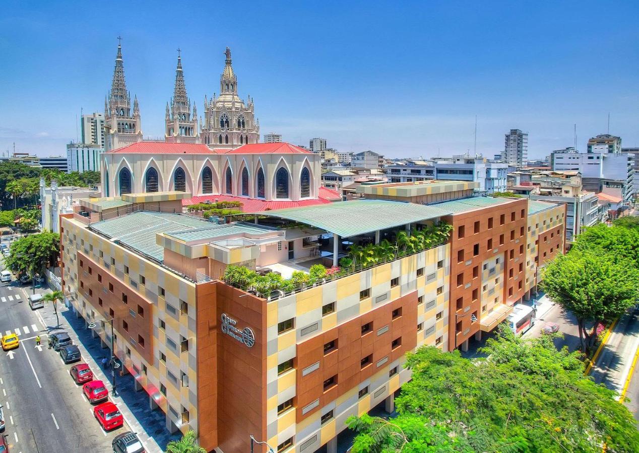 Отель  Grand Hotel Guayaquil, Ascend Hotel Collection  - отзывы Booking