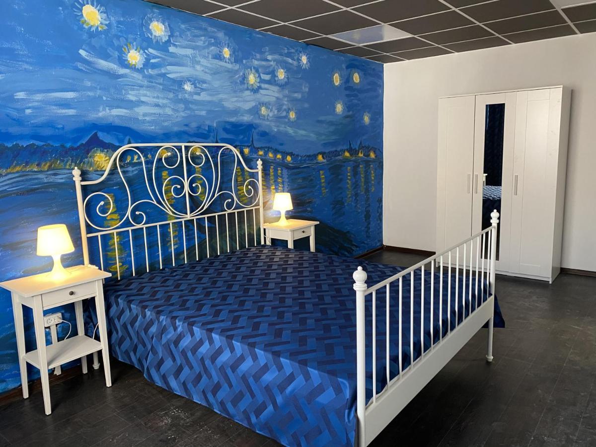 Апартаменты/квартира Апартаменты Ночь с Ван Гогом - отзывы Booking
