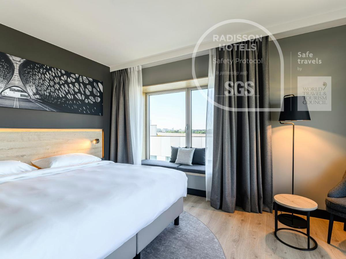Отель  Отель  Park Inn By Radisson Antwerp Berchem