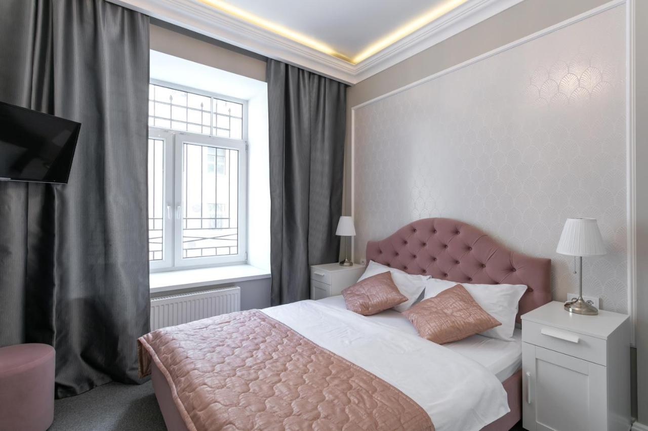 Отель типа «постель и завтрак» Бутик-отель George Miloslavsky