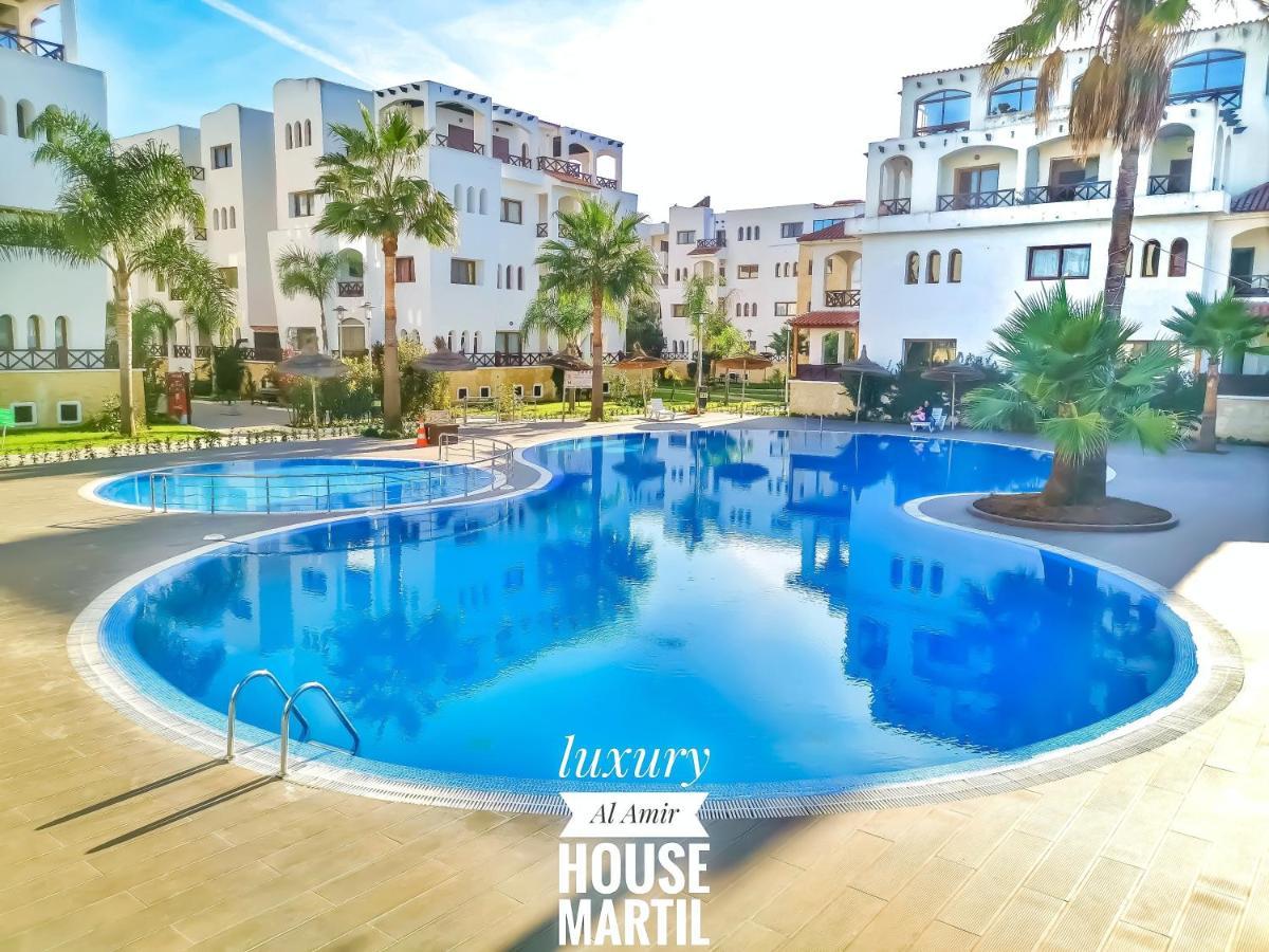 Апартаменты/квартира  ☆ Luxury Al-Amir House Martil ☆  - отзывы Booking