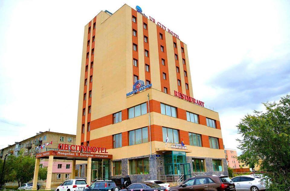 Отель UB City Hotel