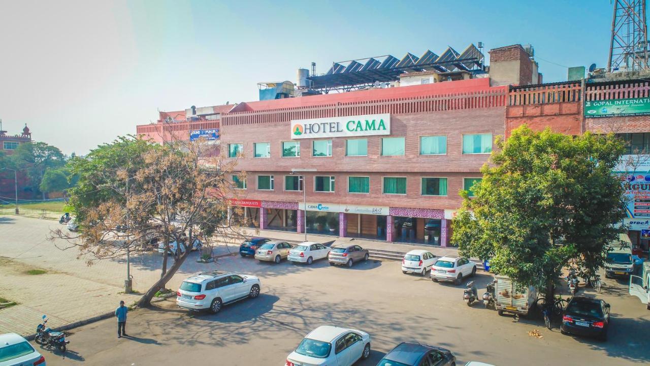 Отель  Hotel Cama  - отзывы Booking