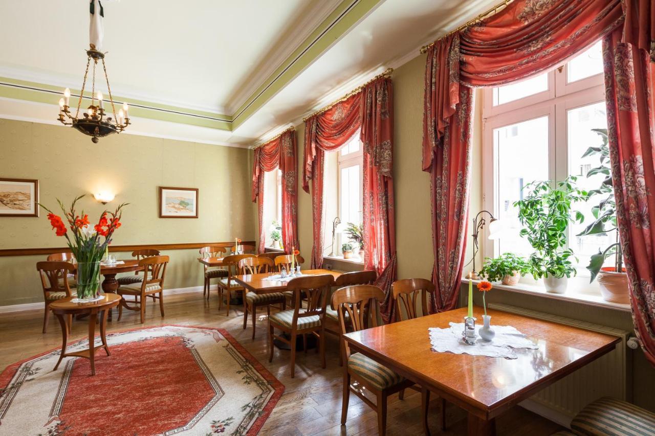 Отель  Hotel Schlossgarten