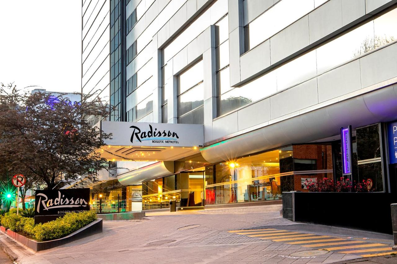 Отель Отель Radisson Bogota Metrotel