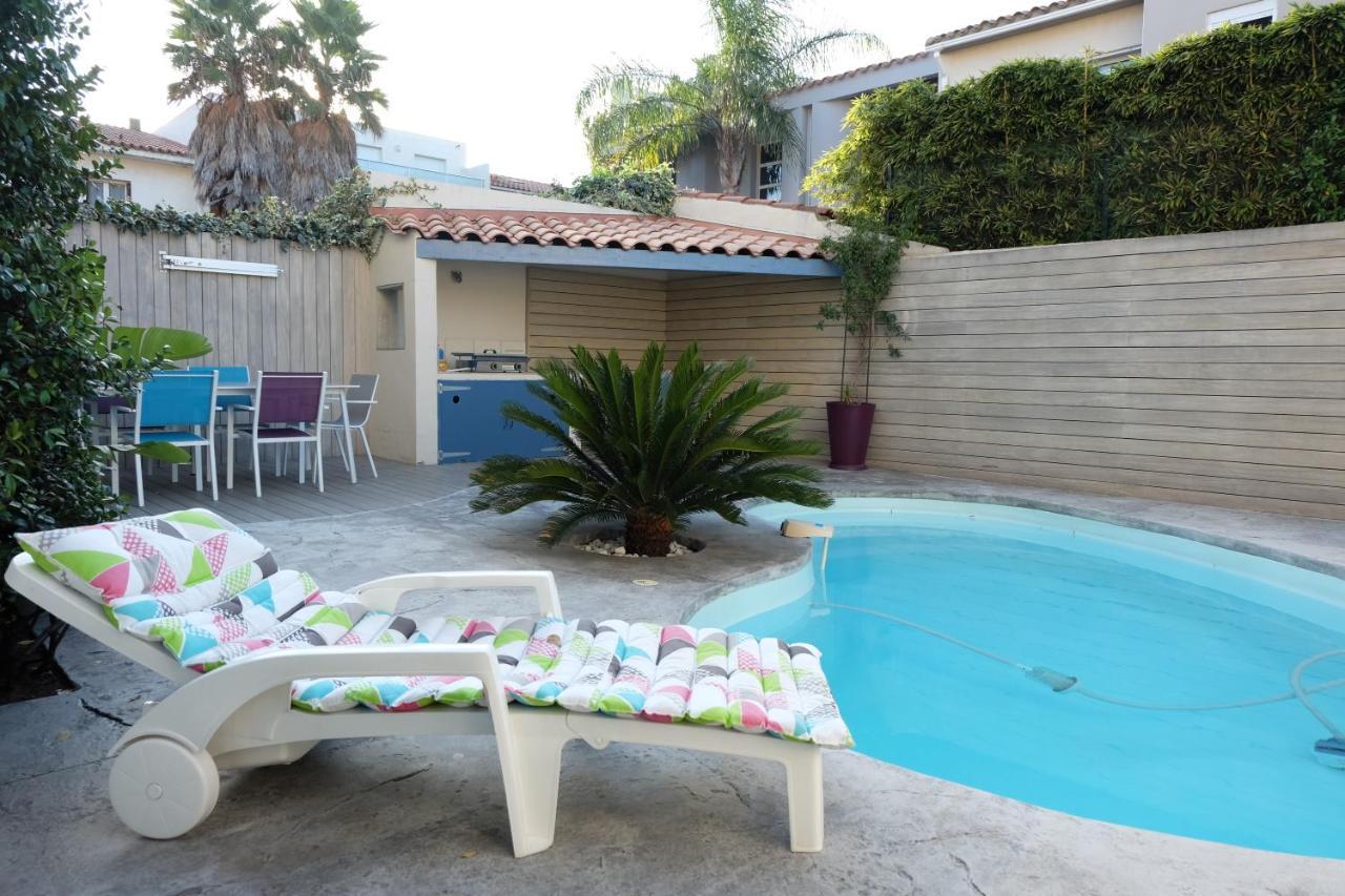 Апартаменты/квартира  Très bel appartement (40m²) avec piscine privative  - отзывы Booking