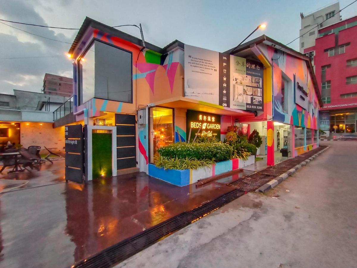 Хостел Beds In Garden Hostel Ipoh - отзывы Booking