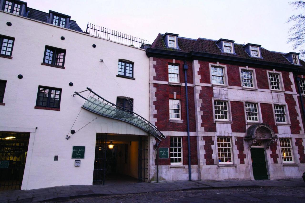 Отель  Отель  Hotel Du Vin Bristol