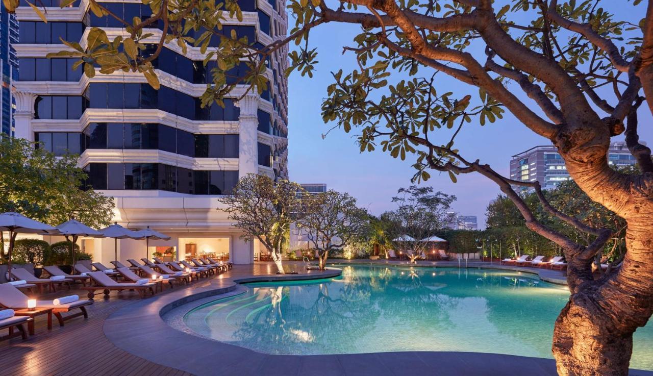 Отель  Отель  Grand Hyatt Erawan Bangkok