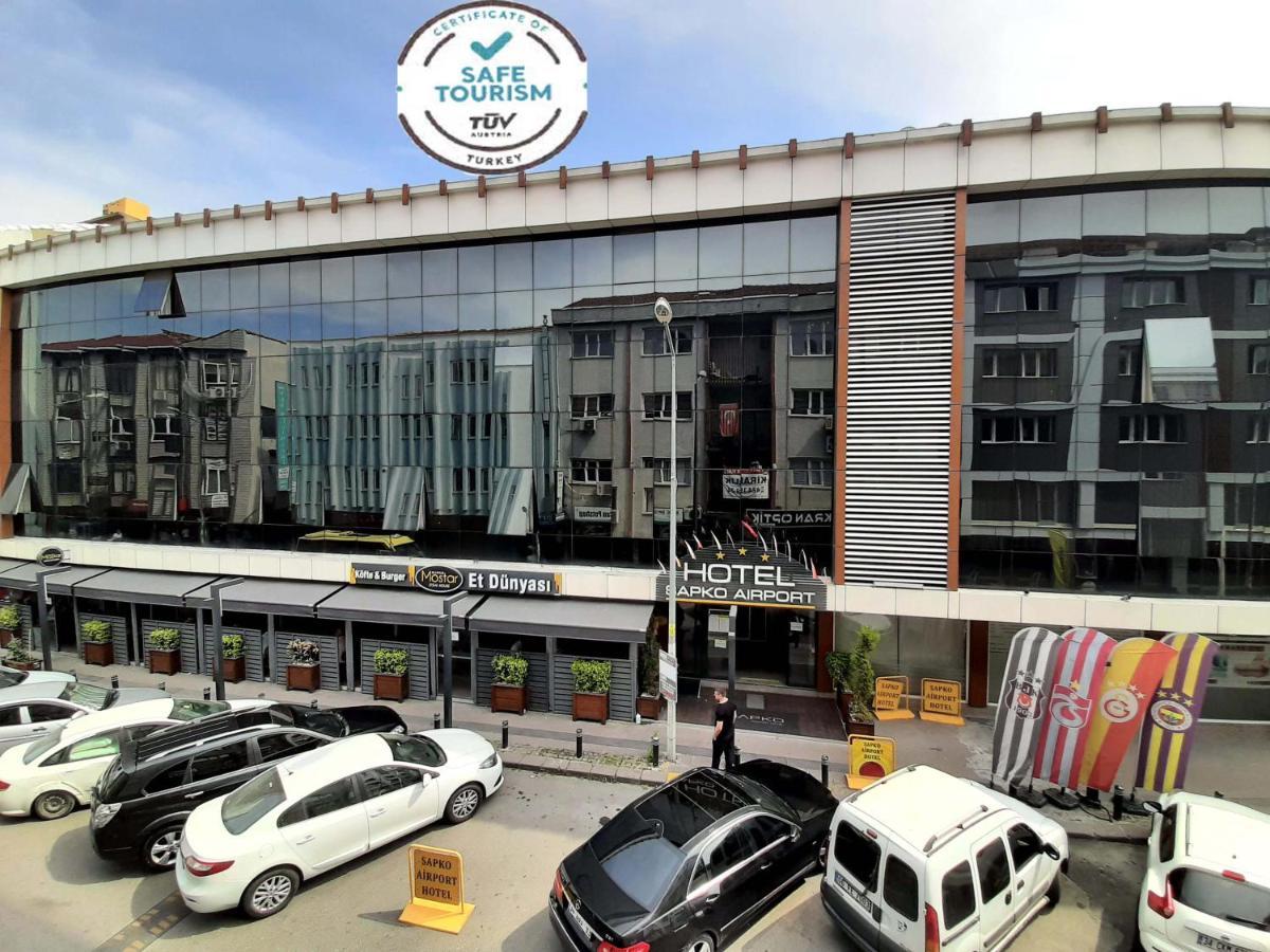 Отель  Sapko Airport Hotel  - отзывы Booking