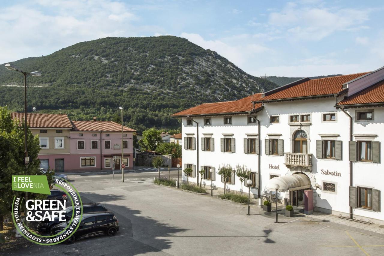 Отель  Sabotin, Hotel & Restaurant  - отзывы Booking