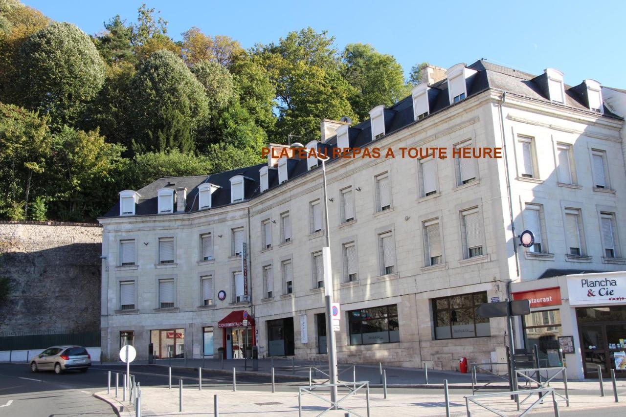 Отель The Originals City, Hôtel Continental, Poitiers (Inter-Hotel) - отзывы Booking