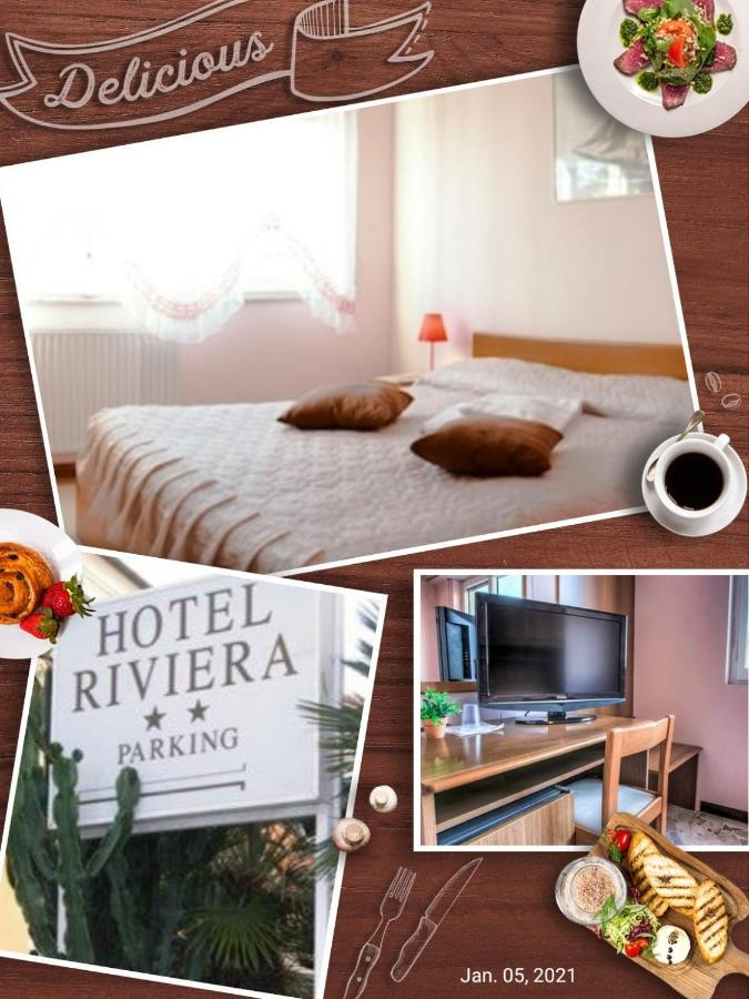 Отель  Hotel Riviera Sanremo