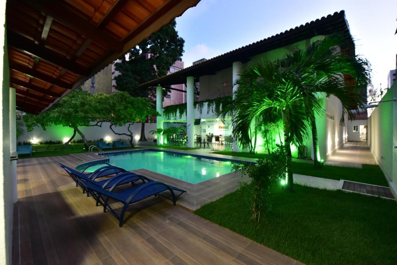 Отель  Отель  LIVE IN FORTALEZA HOTEL