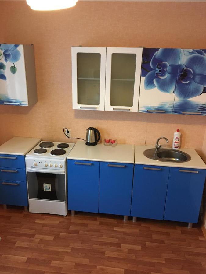 Апартаменты/квартира  Apartament on Prospect Pobedy 44  - отзывы Booking