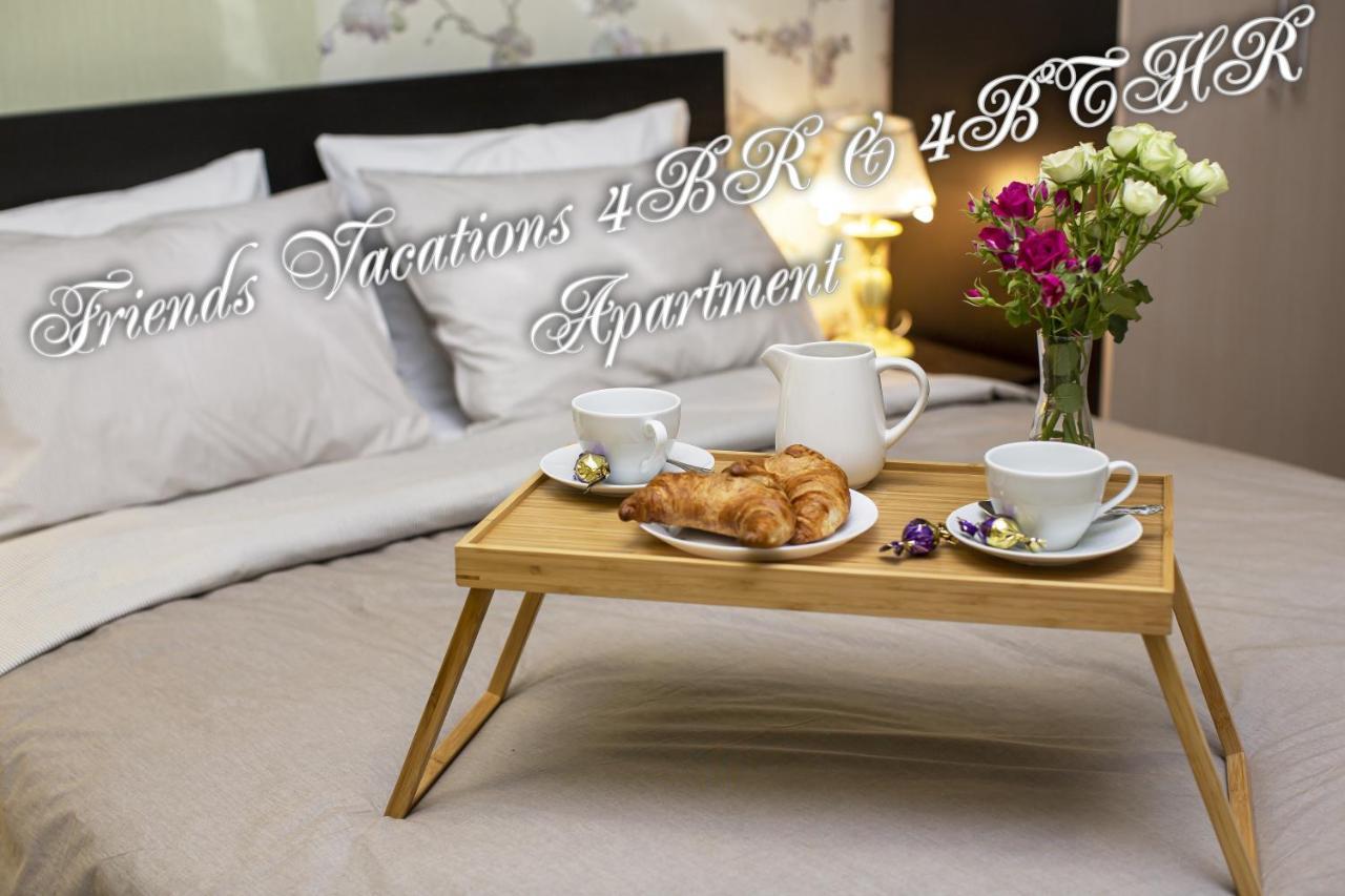 Отель  Friends Vacations 3BR & 3BTHR Apartment