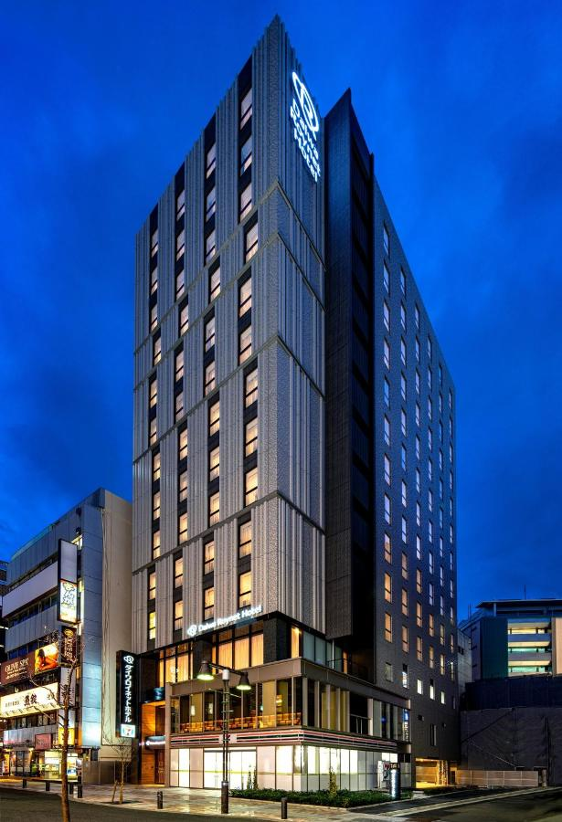 Отель  Daiwa Roynet Hotel Ikebukuro Higashiguchi