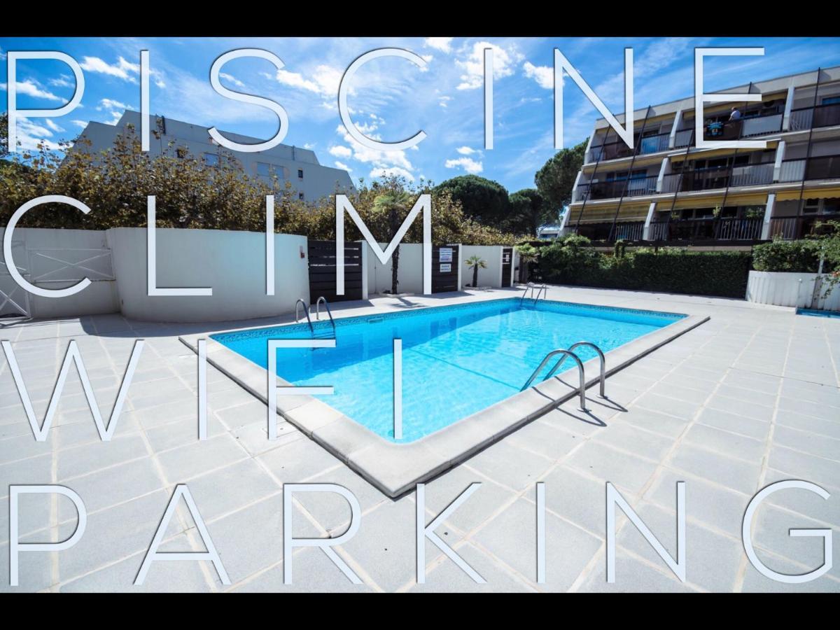 Апартаменты/квартира  Le Ponant, Wifi, Piscine, Parking  - отзывы Booking