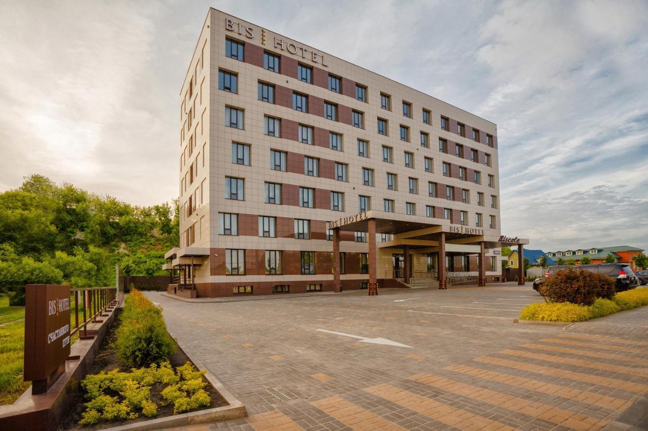 Отель  Отель BISHOTEL