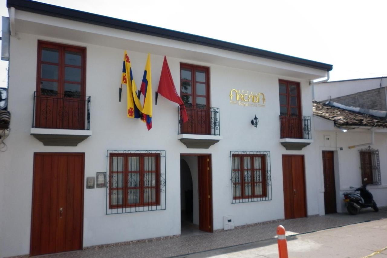 Отель  Hotel Arcada Payanesa